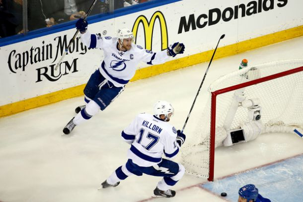 Bishop And The Lightning Silenced The Garden With A 2-0 Shutout Over The Rangers, Lead Series 3-2