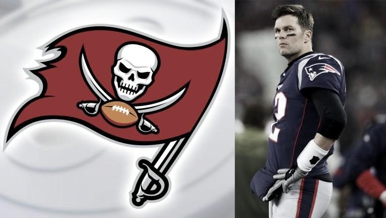 Brady llega a los Bucs; Rivers a los Colts