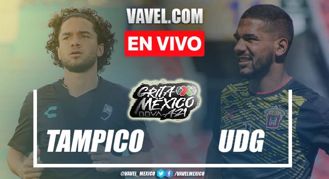 Resumen y mejores momentos del Tampico Madero 3-2 Leones Negros en Liga de Expansión MX
