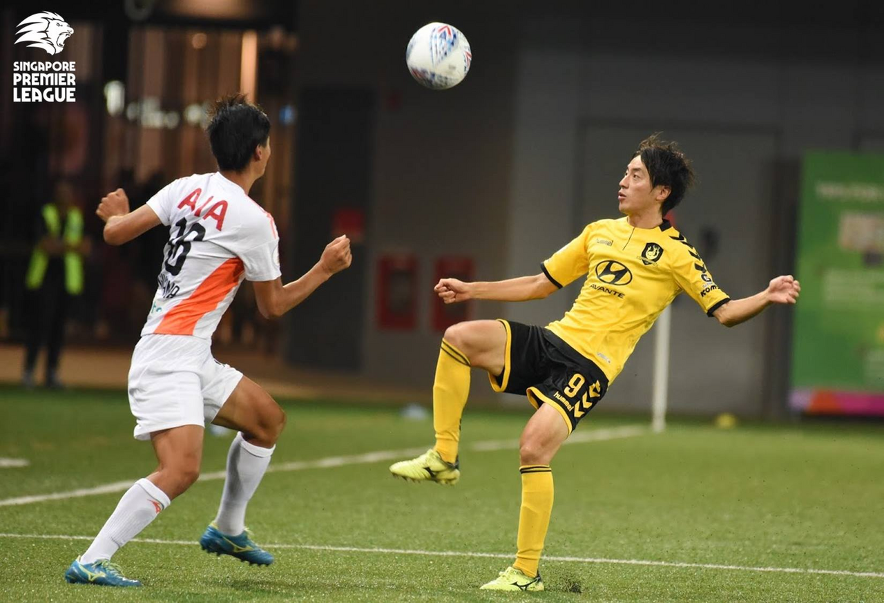Stalemate at Our Tampines Hub as Tampines, Albirex play out draw