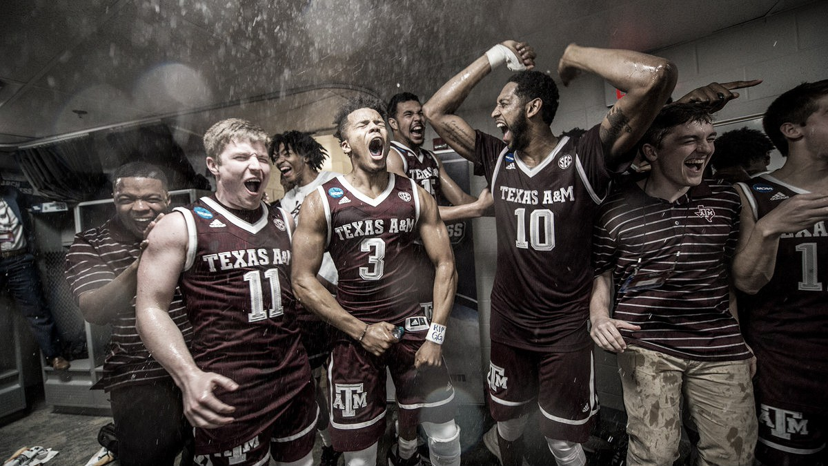 NCAA March Madness 2018 - Il controllo del pitturato di Texas A&M per annientare i Tar Heels