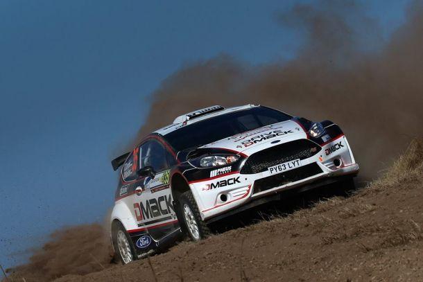 """El """"Mil Lagos"""" del Campeonato de Europa de Rallyes se celebra en Estonia"""