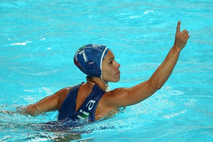 Rio 2016, Pallanuoto: il Setterosa doma il Brasile