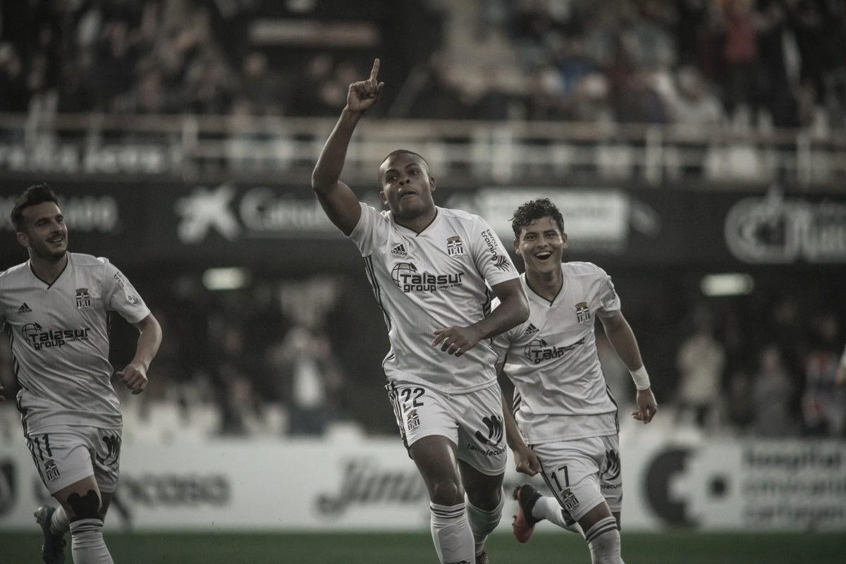 Vinicius Tanque se marcha cedido al Atlético Baleares