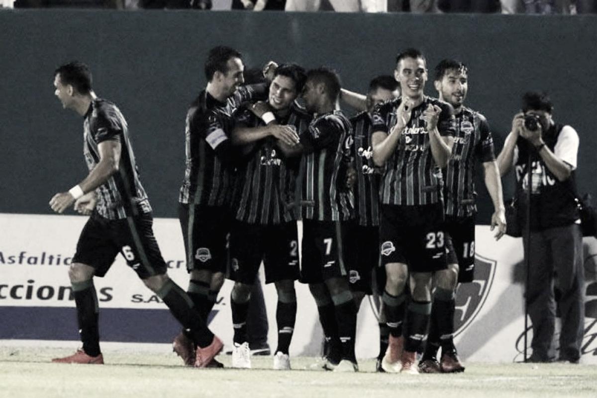 Con paso firme, Cafetaleros pasa a cuartos de la Copa MX