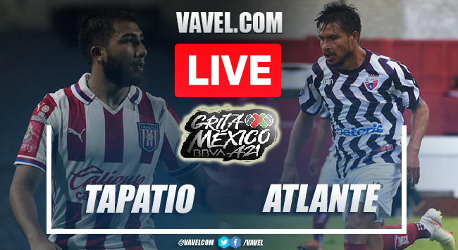 Goals and Highlights: Tapatio 1-4 Atlante in Liga Expansion MX