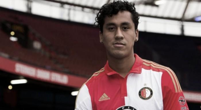 """Renato Tapia: """"¿Para qué irme del Feyenoord si es que voy a jugar la Champions League?"""""""