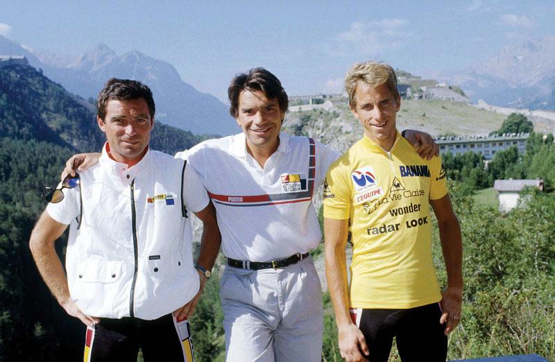 Tour de Francia 1986: Alta tensión en Alpe d´Huez
