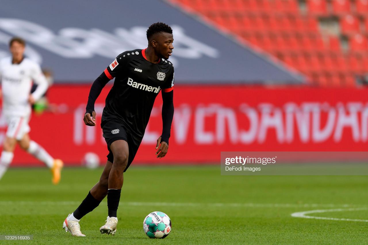A look into Arsenal's latest transfer target: Edmond Tapsoba