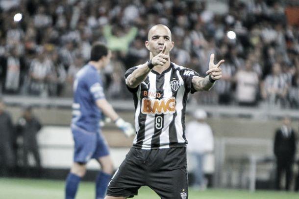 Destaque na Recopa, Diego Tardelli chega a 100 gols pelo Atlético-MG