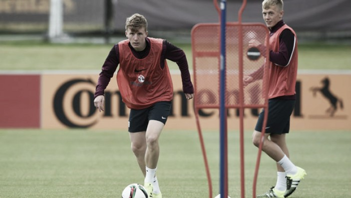 Southampton trio named in England under 21's sqaud