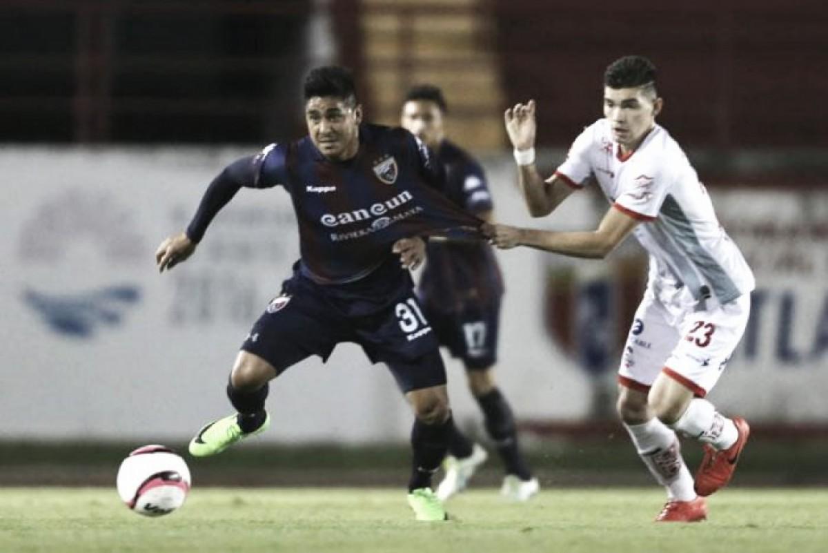 "Cristian Tarragona: ""Atlante está para grandes cosas"""
