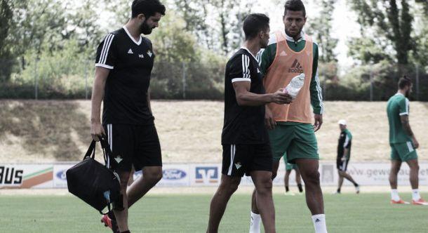 Tarek protagoniza la nota negativa en la sesión matinal