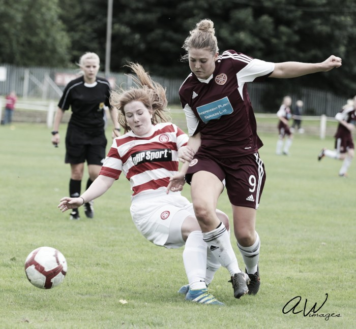 Hearts 1-0 Hamiton Academical - SWPL 2: Mason's penalty secures crucial Hearts win