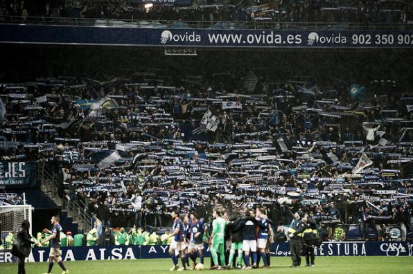 El Real Oviedo quiere llenar el Tartiere