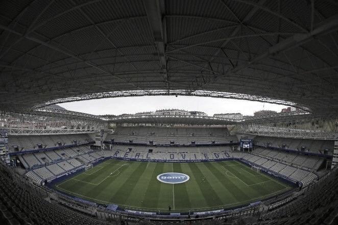El Real Oviedo quiere cambiar la historia