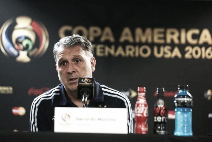 """Martino: """"Tenemos la ilusión de jugar una nueva final"""""""
