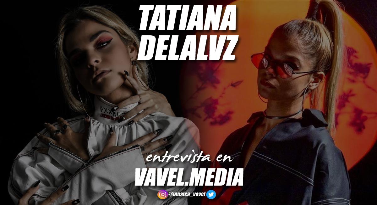 """Entrevista. Tatiana Delalvz: """"Si yo no me abriese, no sería real. Yo necesito cantar cosas reales"""""""