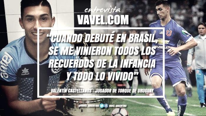 """Valentin Castellanos: """"La prueba por el Manchester City fue positiva"""""""