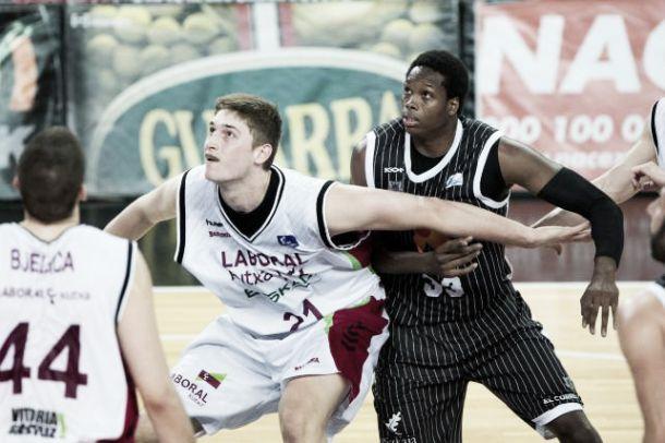 Baskonia despeja sus dudas y se impone a un efectivo Bilbao Basket