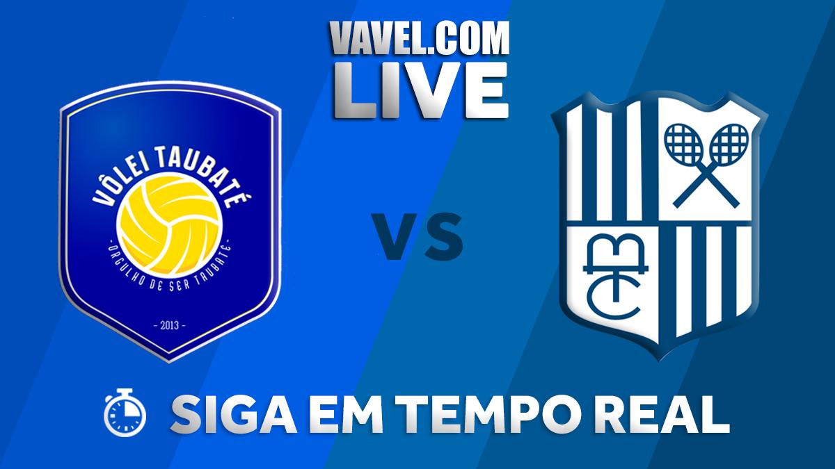 Resultado Taubaté x Minas pelas quartas de final da Superliga Masculina (3-0)