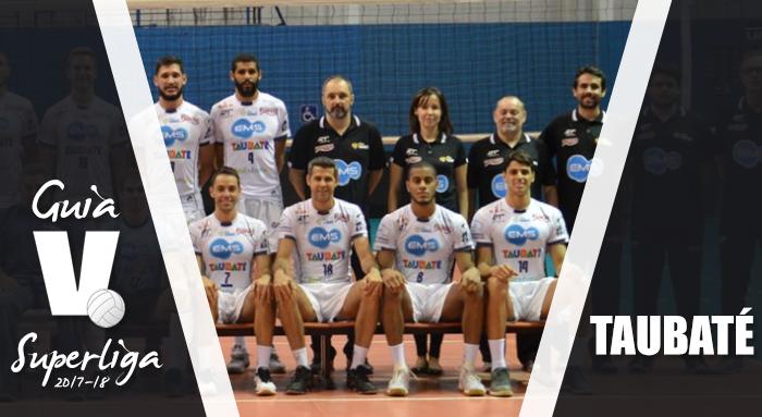 Guia VAVEL Superliga Masculina de vôlei 2017/2018: Taubaté