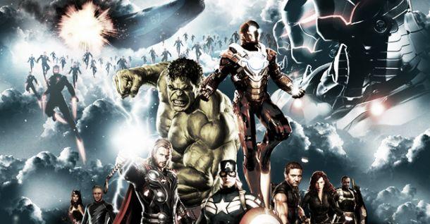 Marvel trae el primer tráiler de 'Los vengadores: La era de Ultrón'