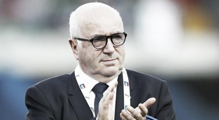 """Euro 2016, Tavecchio è convinto: """"La Germania deve temere questa Italia"""""""
