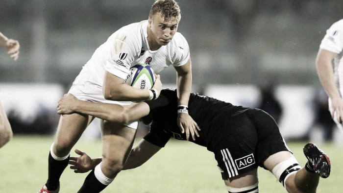 England announce World Rugby under-20 Championship squad