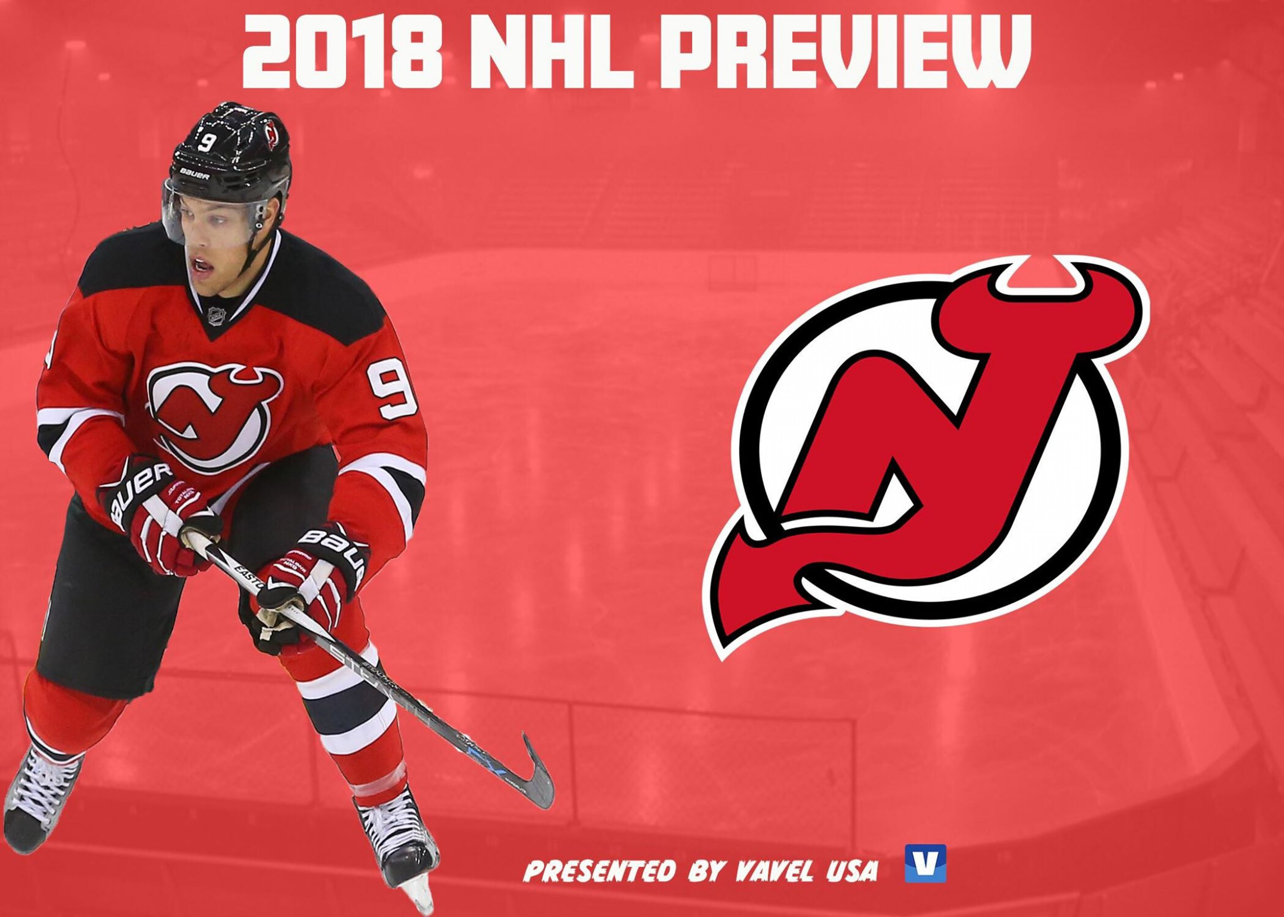 0dea3ed80 New Jersey Devils  NHL 2018 19 season preview - VAVEL.com