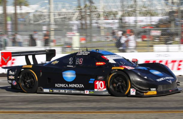 United SportsCar: Taylors, BMW Win From Pole At Long Beach