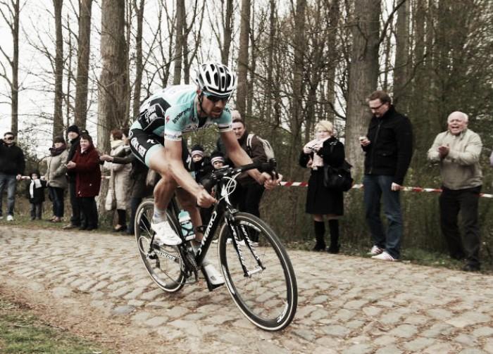 Parigi-Roubaix 2017, l'ultimo traguardo di Tom Boonen