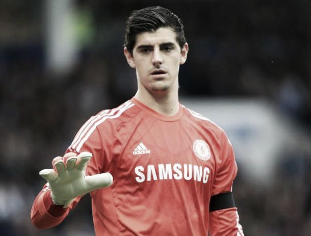 Thibaut Courtois the penalty shootout hero