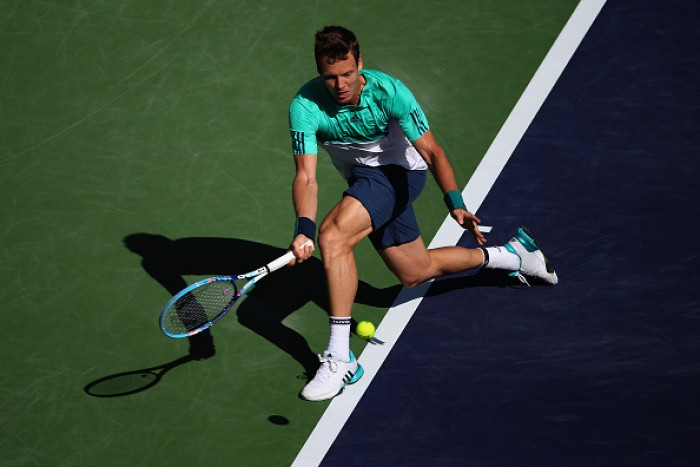 ATP Third Round Indian Wells Preview: Tomas Berdych - Borna Coric