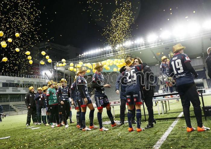 Damallsvenskan week 20 review: Linköping crowned as champions