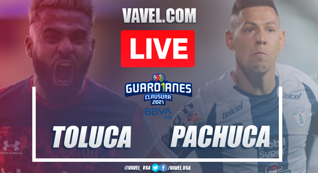 Goals and highlights: Toluca 0-2 Pachuca in Liga MX Guard1anes 2021