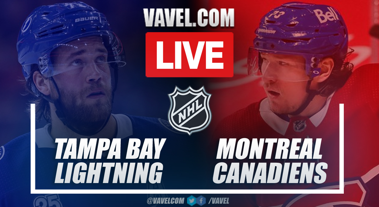 Goal and Highlights Lightning 1-0 Canadiens: Tampa Bay is champions!
