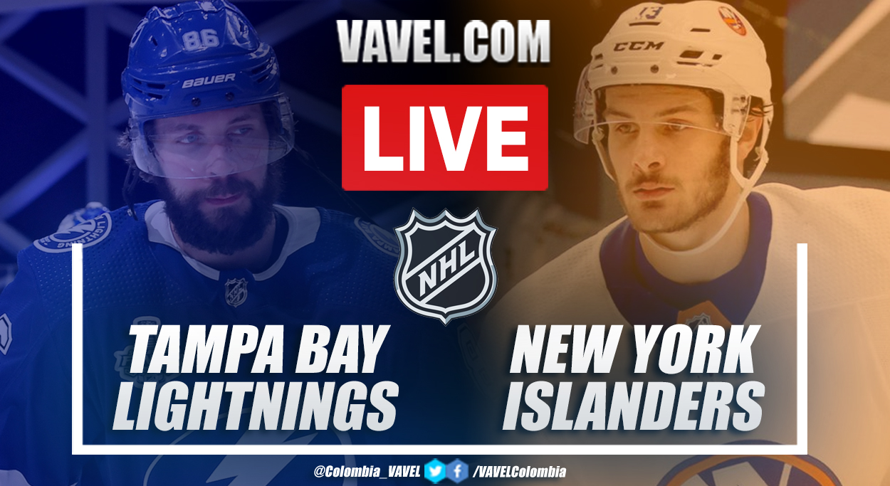 Highlights and goals: Tampa Bay Lightning 4-2 New York Islanders in NHL 2021 playoffs