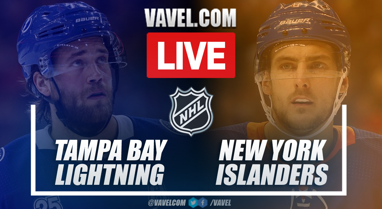 Highlights and goal: Tampa Bay Lightning 1-0 New York Islanders in 2021 NHL Semifinal Match