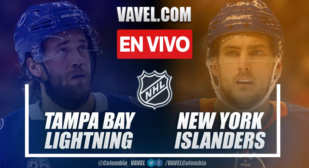 Resumen y gol: Tampa Bay Lightning 1-0 New York Islanders en semifinales de la NHL 2021