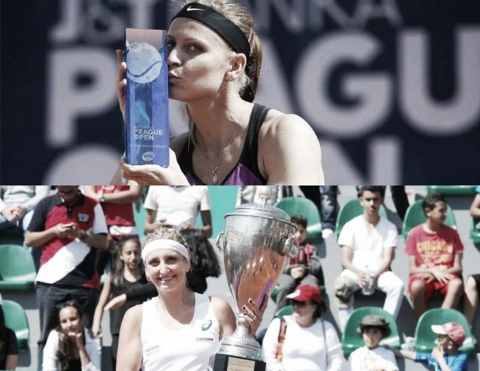 WTA Weekly Ledger: Lucie Safarova and Timea Bacsinszky collect their first titles of 2016