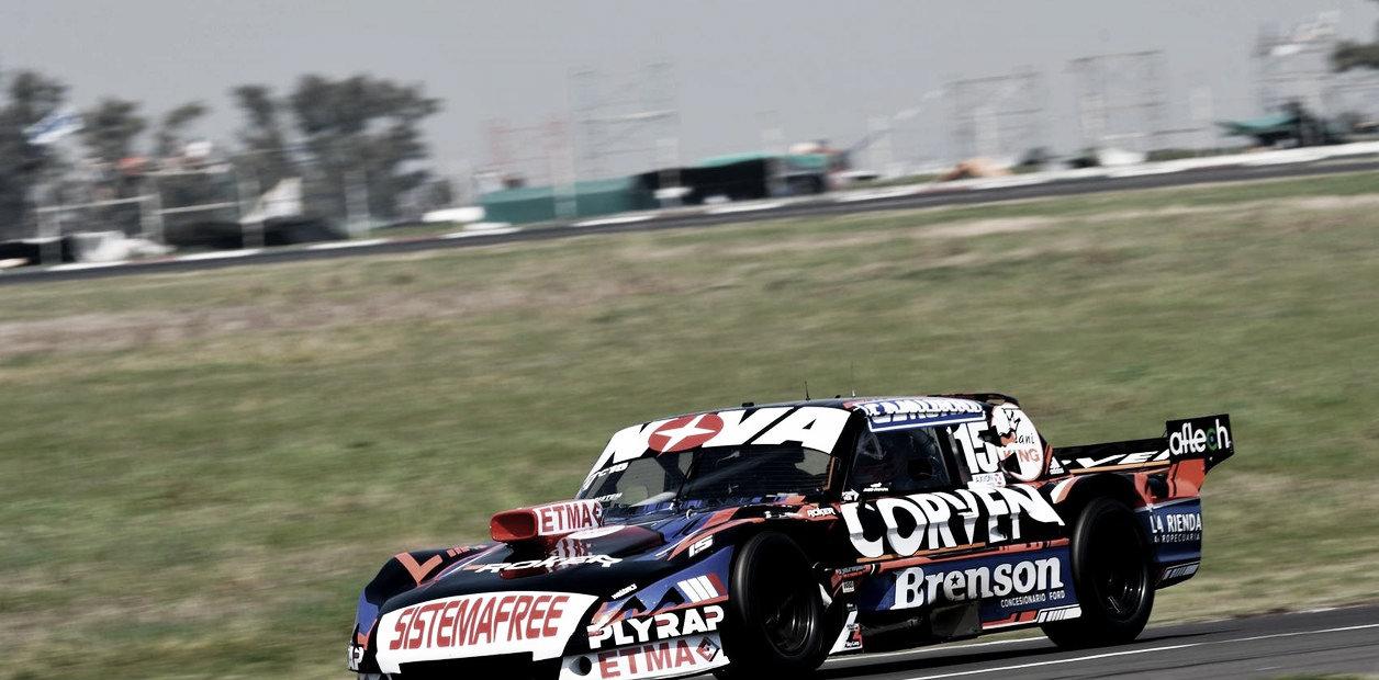 TC: Seis de seis para Matías Rossi