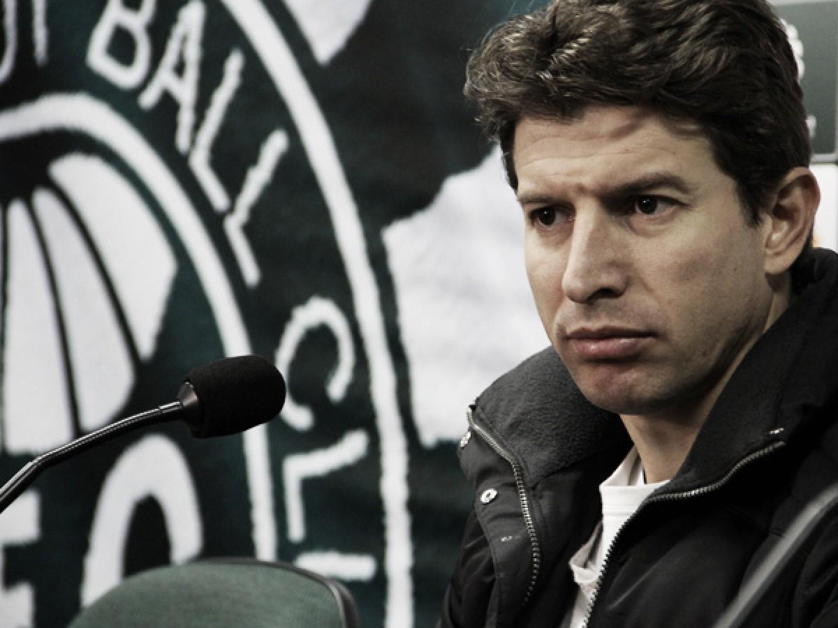 A pedido de Tcheco, Coritiba contrata Matheus Costa para comissão técnica