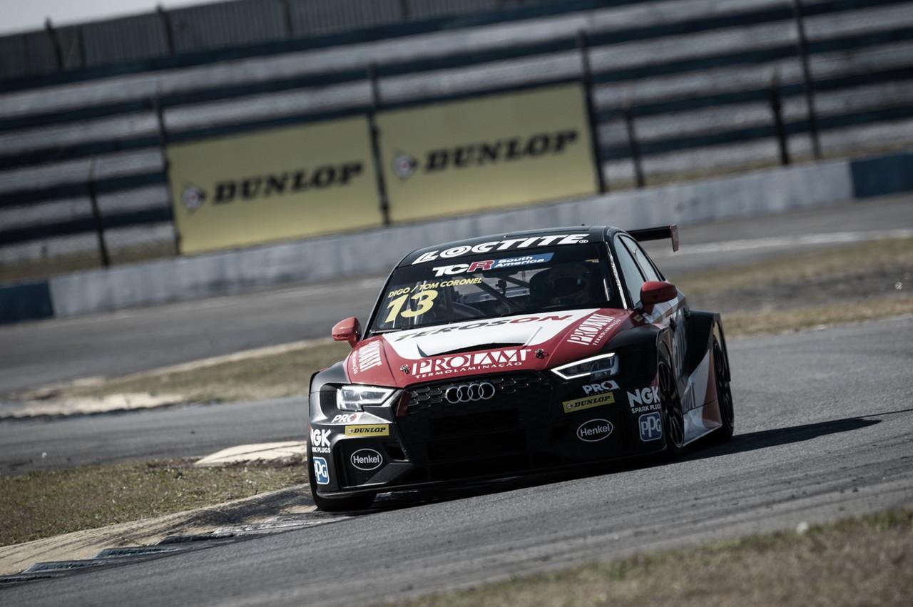 TCR South America: Baptista y Coronel ganaron en Curitiba