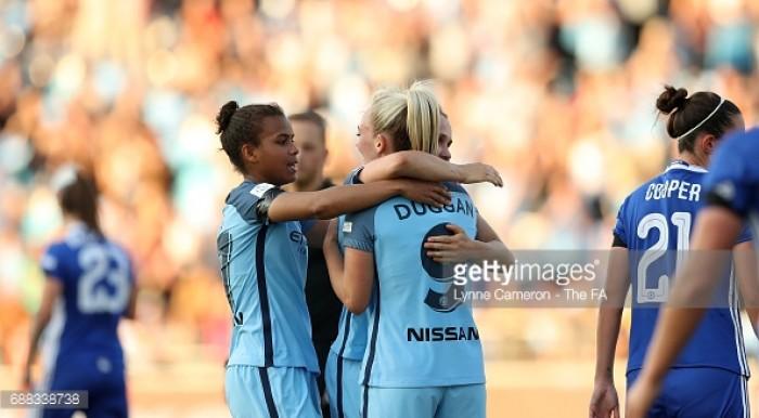 Manchester City Women 1-0 Chelsea Ladies: Duggan fires City past Chelsea