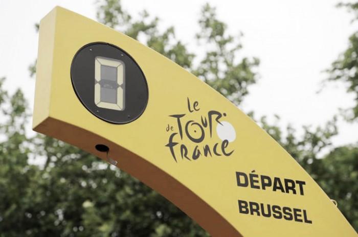 Tour 2019 partirà da Bruxelles