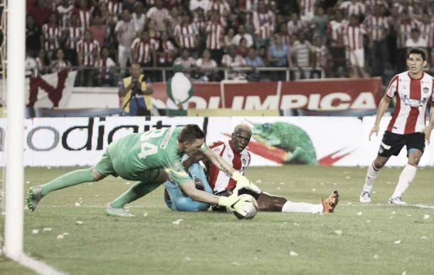 'Inexplicable cambio'. Análisis de la ida de la final: Junior 2-1 Atlético Nacional