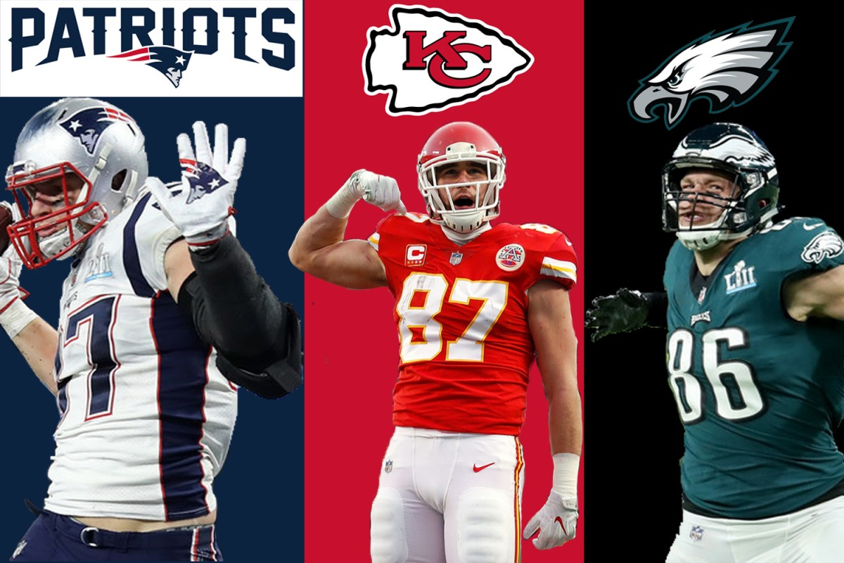 Early look at tight ends in the NFL