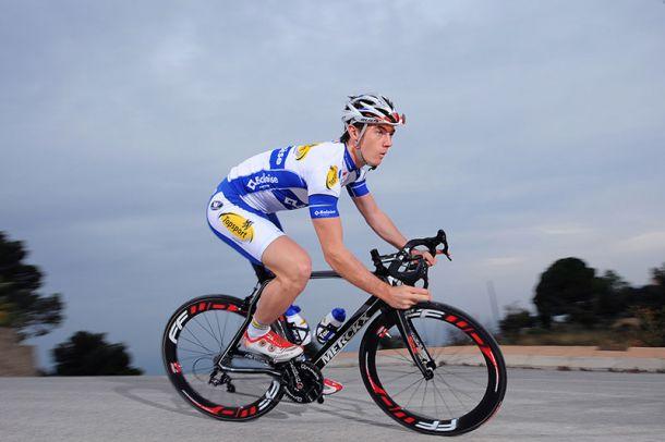 Yves Lampaert, futuro para Omega Pharma Quick Step