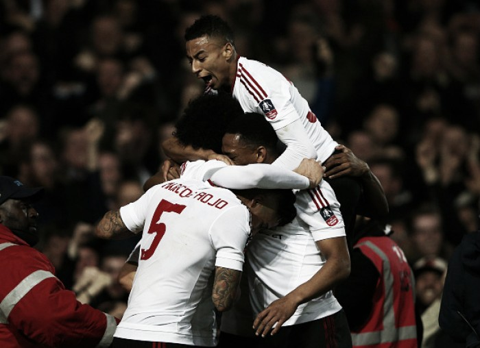 West Ham United 1-2 Manchester United: Reds head to Wembley thanks to sensational Rashford